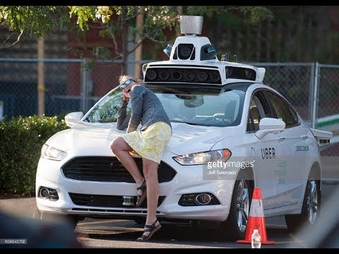 High IQ People Kill FIRST (WT?) Pedestrian w/Driverless Uber Car! thumbnail