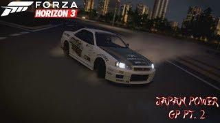 Forza Horizon 3 - Japan Power GP Pt. 2