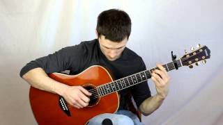 Hang On Little Tomato - Fingerstyle Solo Guitar