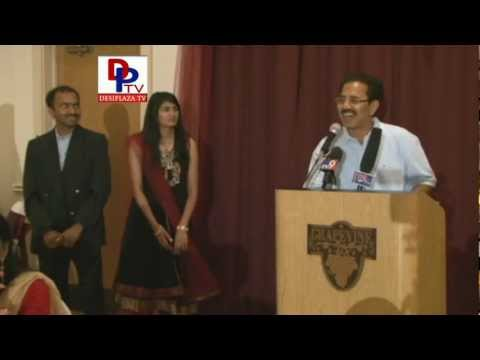 Mr.Vandemataram Srinivas singing Chellamma telugu song at Telugu...