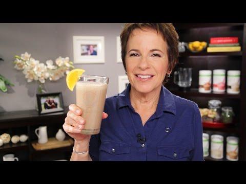 How to make a chocolate & orange Herbalife Shake | Herbalife Healthy Eating Advice