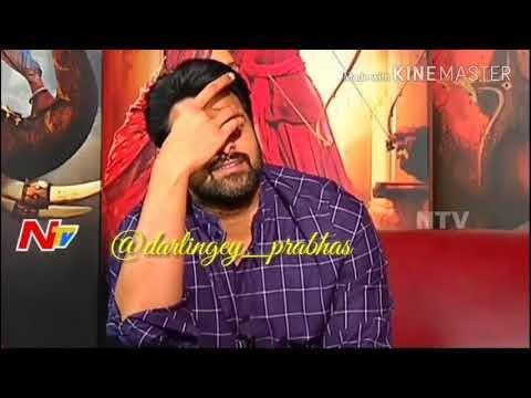 Prabhas was asking Anushka for answers   Pranushka thumbnail