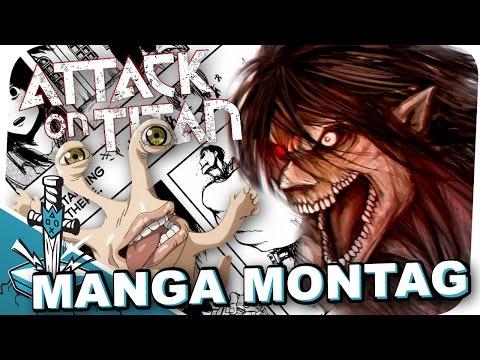 Attack on Titan auf dem 3DS I Alien Hand Anime I Die fliegenden Pinguine