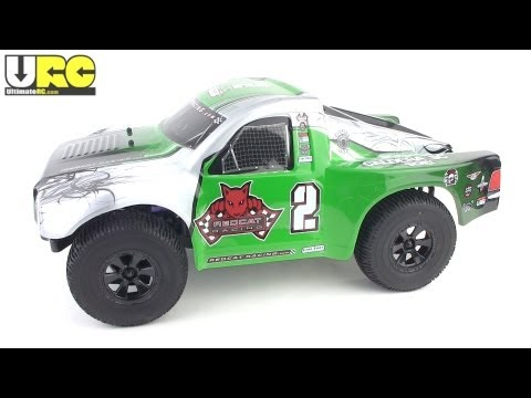 Redcat Racing Caldera SC-10E brushless 4WD SCT reviewed