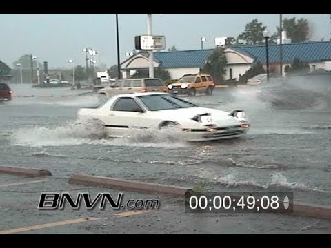 7/4/2006 Wheat Ridge Colorado Flooding Video