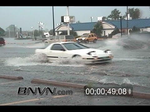 7/4/2006 Wheat Ridge Colorado Flooding Video