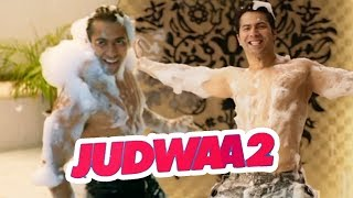 download lagu Salman Khan's Bathtub Climax Scene In Varun's Judwaa 2 gratis