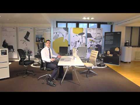 Vitra ID Chair User Guide