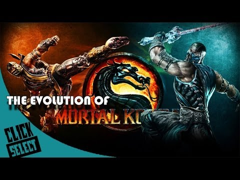 The Evolution of Graphics: Mortal Kombat
