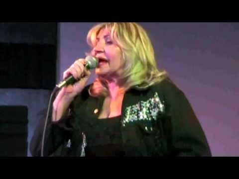 """Aida Cooper """"J'adore Venice"""" 2013 a Spazio Musica"""