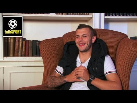 Jack Wilshere On England, Injuries And Arsenal's Worst Dressed!