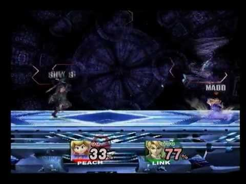 Brawl - E4UR Singles - Bosco (Marth, Peach) vs Scizor (Link) Pools