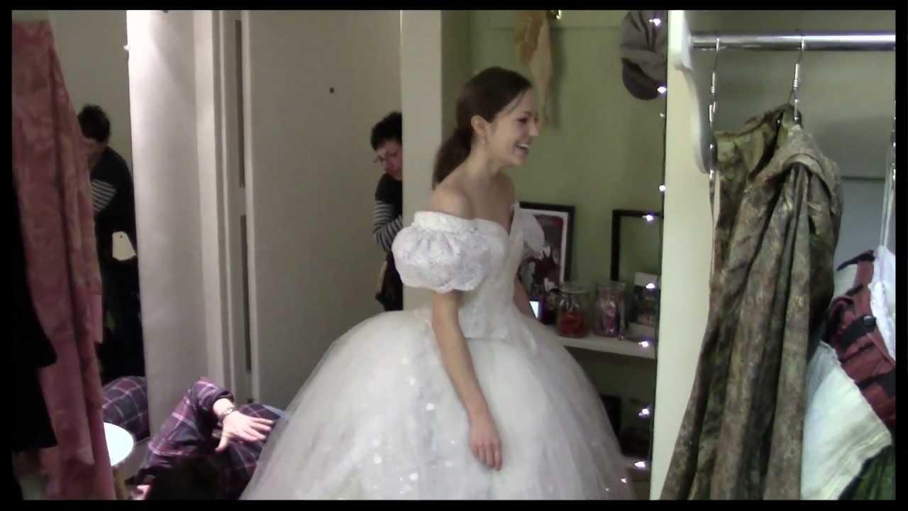 Cinderella Broadway Quotes at Cinderella With Laura