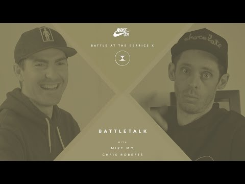 BATB X | BATTLETALK: Week 8 - with Mike Mo and Chris Roberts