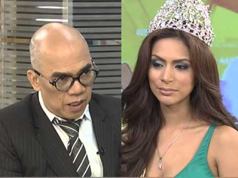 Meet Miss Philippines Earth 2013