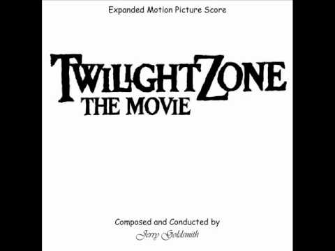 TWILIGHT ZONE: The Movie - Original Score - Jerry Goldsmith