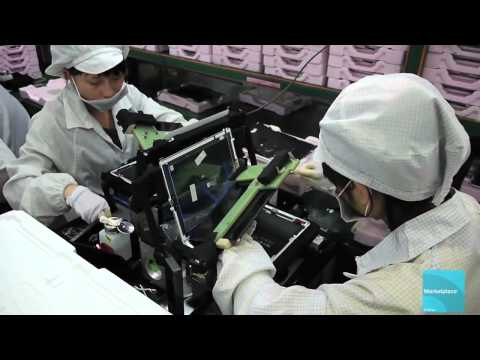 Apple iPad iPhone - Inside Foxconn and Chinese Migrant Workers Part I