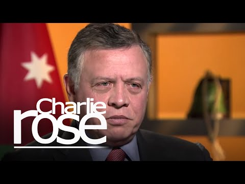 "Jordan's King Abdullah: Al-Sisi ""Brings Stability to Egypt"" (Dec. 5, 2014) 