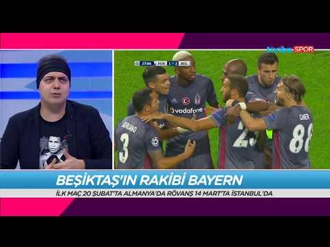 Şampiyonlar Ligi'nde Bayern Münih'le eşleşen Beşiktaş'ın şansı ne kadar? Ali Ece yorumladı.