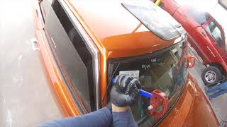 Plymouth scamp 1974 we love old cars by VDKAR auto glass replacement