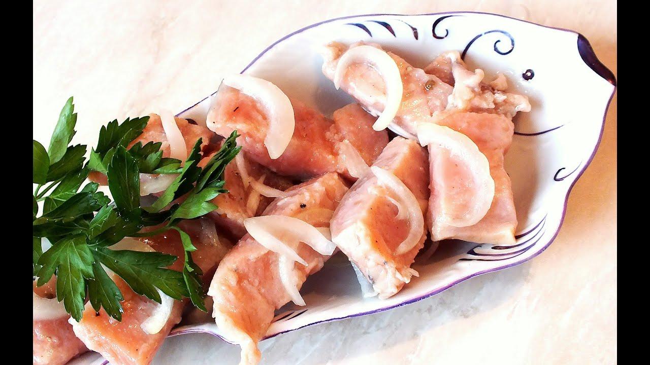 Рецепты малосольной горбуши под сёмгу, секреты 82