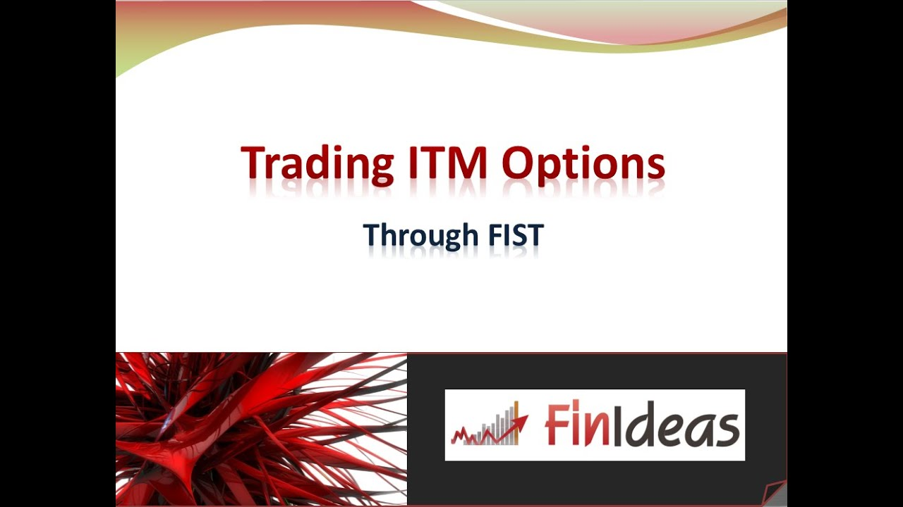 Trading itm options