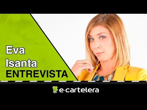 Entrevista a Eva Isanta: ¿Cómo ha vivido el reencuentro con Luis Merlo en 'La que se avecina'?