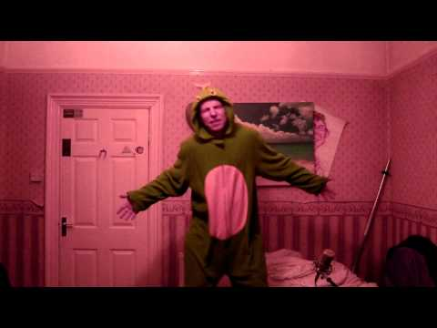 2 Crazy Dinosaurs - Happy B-Day Rudolf (made by Vump38)