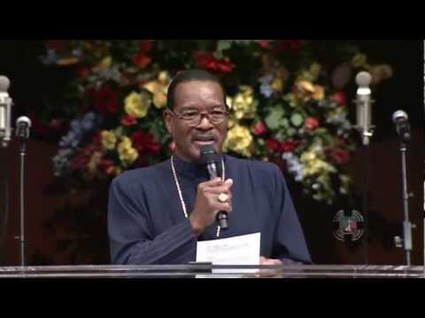 50 Days of Prayer Leading to Pentecostal Sunday with Bishop Charles E. Blake