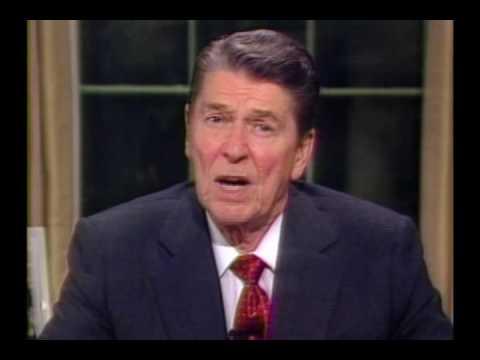 Ronald Reagan Airstrike Libya