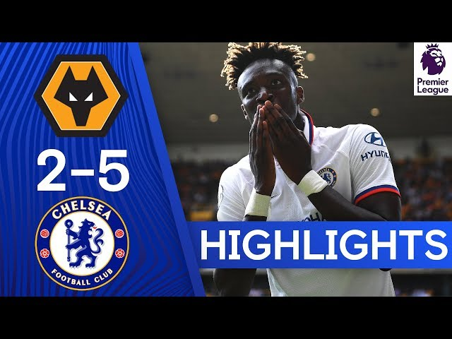 р Wolves 2-5 Chelsea  Premier League A