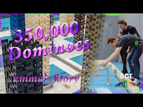 350,000 DOMINOES - DDT 2019 - Road To Fame: Emma's Story
