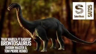 Tkay Maidza ft Badcop - Brontosaurus (Mobin Master & Tom Pierre Remix) (OUT NOW!)