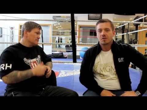 RICKY HATTON ON MAYWEATHER v MAIDANA 2 & LOOKS BACK ON HIS OWN PERFORMANCE AGAINST FLOYD MAYWEATHER