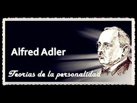 TEORIAS DE LA PERSONALIDAD ALFRED ADLER ELABORADO POR LOS ALUMNOS DE  UCV LIMA NORTE