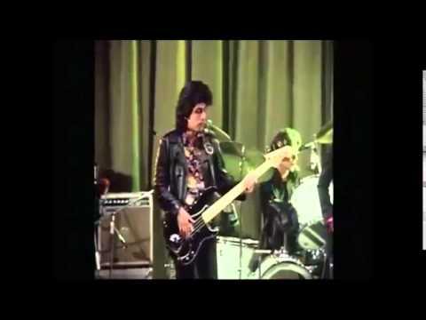 Mink DeVille  Little Girl 1977 Live