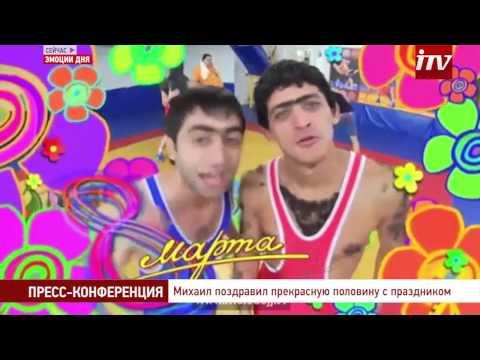 """""""Эмоции дня"""" Популярный актёр Михаил Башкатов в Казани"""