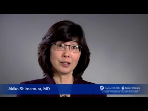 Dr. Akiko Shimamura on Rare Pediatric Blood Disorders | Dana-Farber/Boston Children's