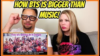 BTS Contribution to Music Reaction | BTS is BIGGER Than Music!