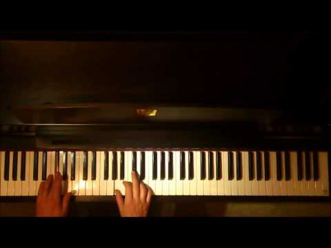 Ben E. King: Stand By Me (with the violin solo) + Piano Sheets