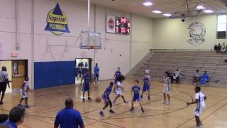 Centennial Jr Knights vs Campbell Spartans (6th Grade)