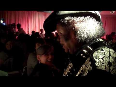 Guitar Shorty Live @ The Bull Run Restaurant 6/4/11
