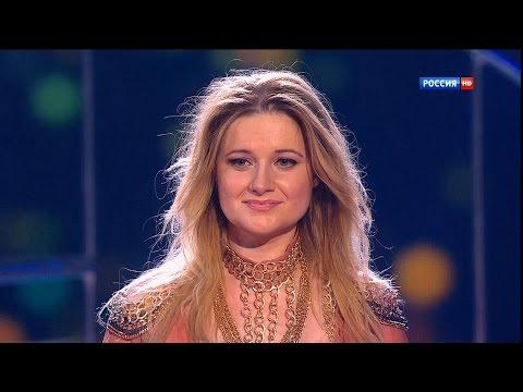 Главная сцена - Ксения Павроз HD 27.03.2015 полуфинал