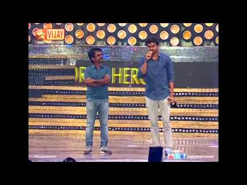 Favourite Hero Award For Vijay Awards 2014 thumbnail