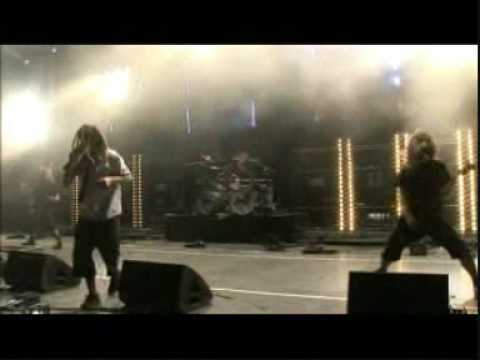 In Flames - Come Clarity live at Bang Your Head festival