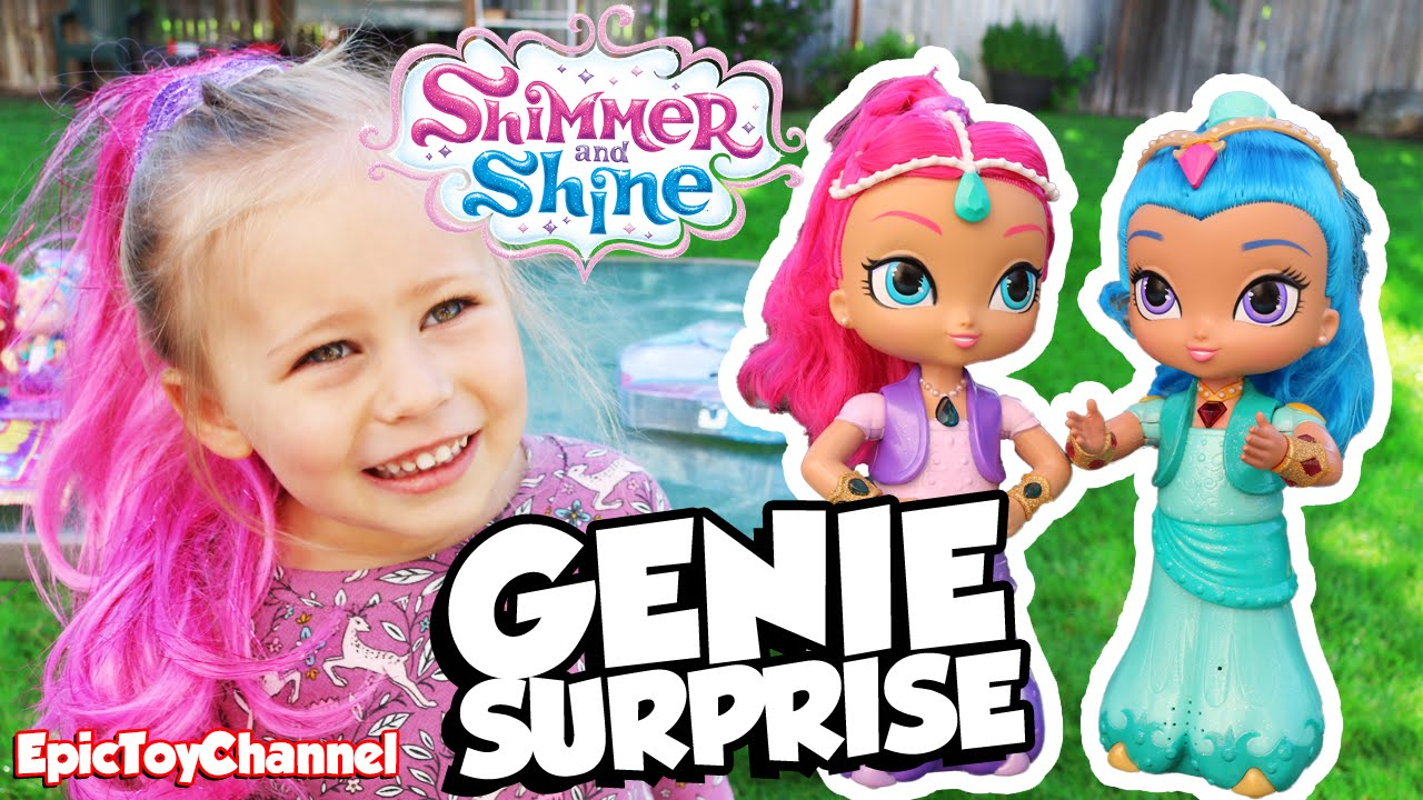 shimmer or shine youtube