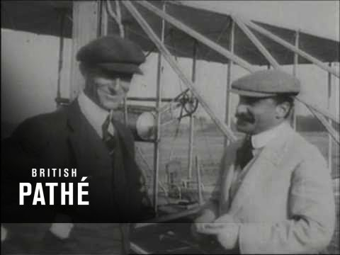 Wright Brothers First Flight, 1903 - A Day That Shook The World [HD]