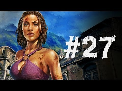 Dead Island Riptide Gameplay Walkthrough Part 27 - Mistakes Were Made - Chapter 11