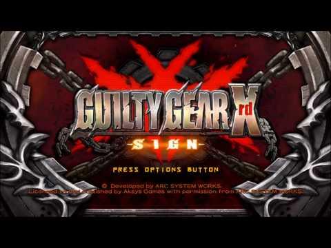Daisuke Ishiwatari - Menu Theme - Guilty Gear Xrd