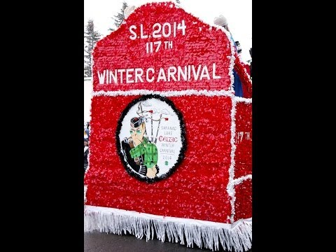 Winter Carnival Parade - Saranac Lake, NY 2014